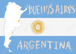 Argentine Flag Drawn Sun Argentine Pencil And In Color Drawn Sun Argentine