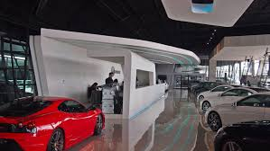 car showrooms architecture sg