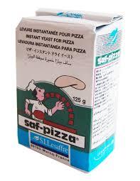 levure de biere pour cuisiner levure instantanée pour pizza saf pizza 125 g cuisineaddict com