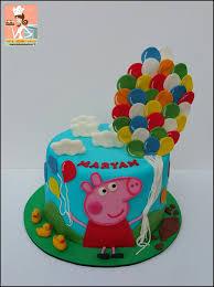 59 tartas animadas images pie cakes peppa pig