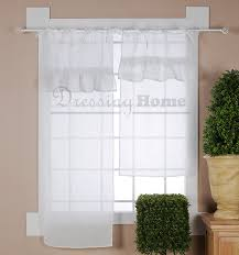 Catalogo Tende Blanc Mariclo by Tenda Finestra Shabby Chic Blanc Mariclo 60x120 Colore Off White