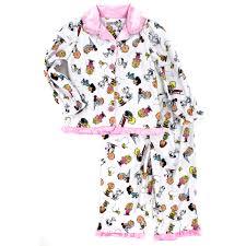 peanuts girls pajamas