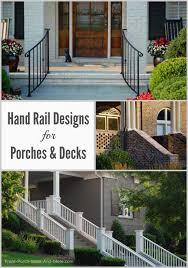 Deck Stair Handrail Stair Hand Rails Porch Hand Rails Deck Hand Rails