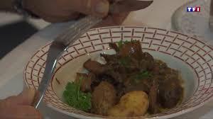mytf1 fr recettes de cuisine jt 13h le fameux bœuf bourguignon lci