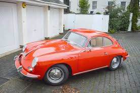 porsche 356 1960 porsche 356 b coupe coys of kensington