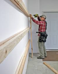 Build Wood Shelves Your Garage by Ana White Easy And Fast Diy Garage Or Basement Shelving For Tote