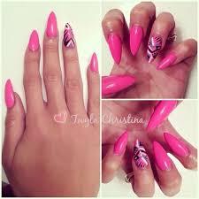 92 best stiletto nails images on pinterest acrylic nails