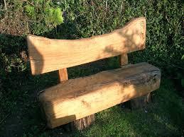 free rustic wood bench plans rustic backyard bench rustic garden