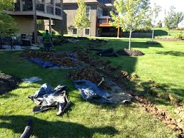 drainage solutions hometown lawn llc