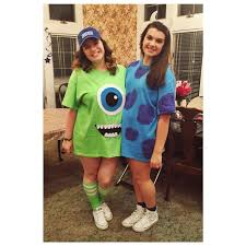 Boo Monsters Inc Halloween Costume by Monster U0027s Inc Costume Diy Holiday Fun Pinterest Costumes