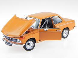 bmw 2002 model car bmw e10 2002 ti orange modelcar 24053 welly 1 24 ebay