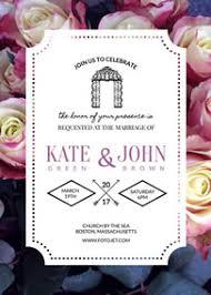 Online Marriage Invitation Wedding Invitation Maker Create Wedding Invitations Online Fotojet