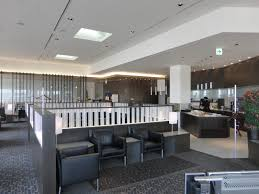 review ana suite class lounge tokyo nrt satellite 4 topmiles