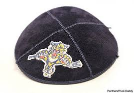 chanukah hat florida panthers replace hanukkah harry with hanukkah hat trick