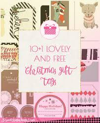 10 1 lovely and free printable christmas gift tags 30 something