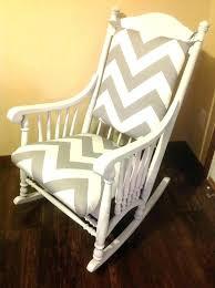 White Rocking Chair Nursery Stylish Baby Nursery Rocking Chair Pinterest Throughout Small