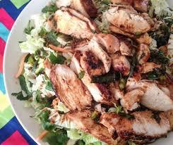napa salad napa cabbage asian salad