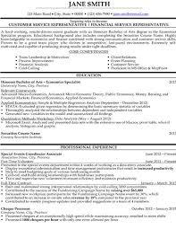 resume for customer service representative in bank sle resume for customer service representative in bank