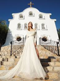 elisabeth erm enchants in bridal dresses for vogue mexico