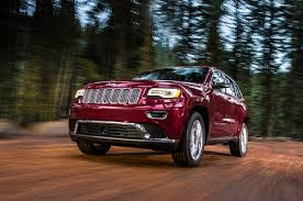 suv jeep 2016 2016 jeep grand cherokee summit ecodiesel one week road test and