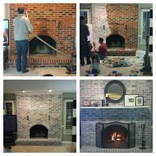 best 25 white brick fireplaces ideas on pinterest white