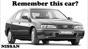 nissan black car old nissan primera 1996 test remember this 90s sedan youtube