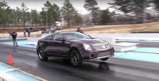 cadillac cts v 4 door cadillac cts v sets 9 second 1 4 mile record gm authority