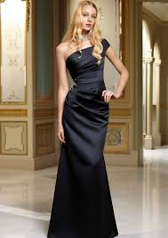 new wedding dresses for young satin bridesmaid dresses long