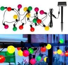 Outdoor Lantern String Lights by Amazon Com Ikea Solvinden Solar Powered Outdoor Lighting Lantern