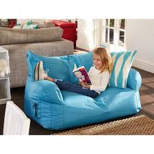 kids 2 seater brady bean bag sofa chair outdoor bean bags by hipkids