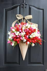 147 best wreaths for front door images on front doors