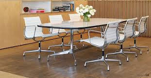 White Conference Table Conference Room Tables And Chairs Richfielduniversity Us