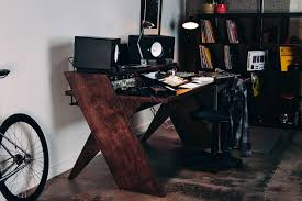 Home Studio Desk by Output U0027s Platform Could Be The Home Studio Desk Musicians Have