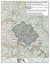 Wildfire Map National by Closure Order In Effect After Lighting Caused Wildfire Within Co
