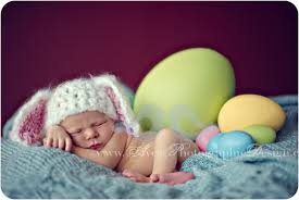 easter pictures with baby aves photography c bowie fort worth newborn modern baby