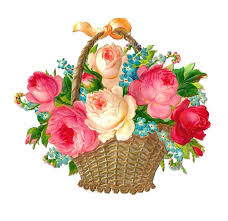 Picture Of Roses Flowers - 245 best baskets u0026 bows roses images on pinterest basket