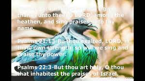 bible verses on thanksgiving and praise bible verses about praise in the book of psalms youtube
