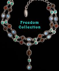 Handcrafted Handmade Semiprecious Gemstone Beaded Sterling Silver Jewelry With Rainbow Moonstones And Other Semi