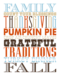 subway fall subway thanksgiving and free printable