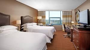 cerritos accommodation standard guest room sheraton cerritos hotel