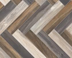 4mm herringbone multi coloured parquet sheet vinyl flooring wood