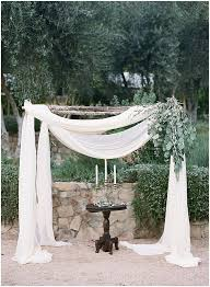 Pergola Wedding Decorations by Best 25 Outdoor Wedding Arches Ideas On Pinterest Wedding