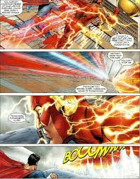 How Fast Is Light Dc How Do We Know The Flash Is Faster Than Superman Science