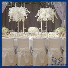 cheap chair covers ch016a popular fancy wholesale cheap wedding chiffon chair