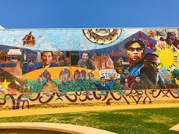 Chicano Park Murals Restoration by Immigrant Identity Writing Is Thinking
