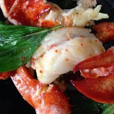 comment cuisiner un homard congelé homard surgelé au beurre journal de ce que je mange