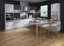 Waterproof Modern Kitchen Cabinets White Laminate Black Lacquer Finish - Black lacquer kitchen cabinets