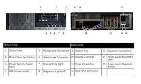 Dell Diagnostic Lights Amazon Com Dell Optiplex 7010 Business Desktop Computer Intel