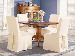 Diy Dining Room Chair Covers Furnitures Slip Covered Dining Chairs Inspirational Woodworking