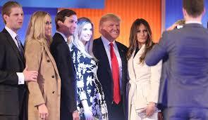 donald trump family donald trump family town hall full replay cnn hosts trump wife